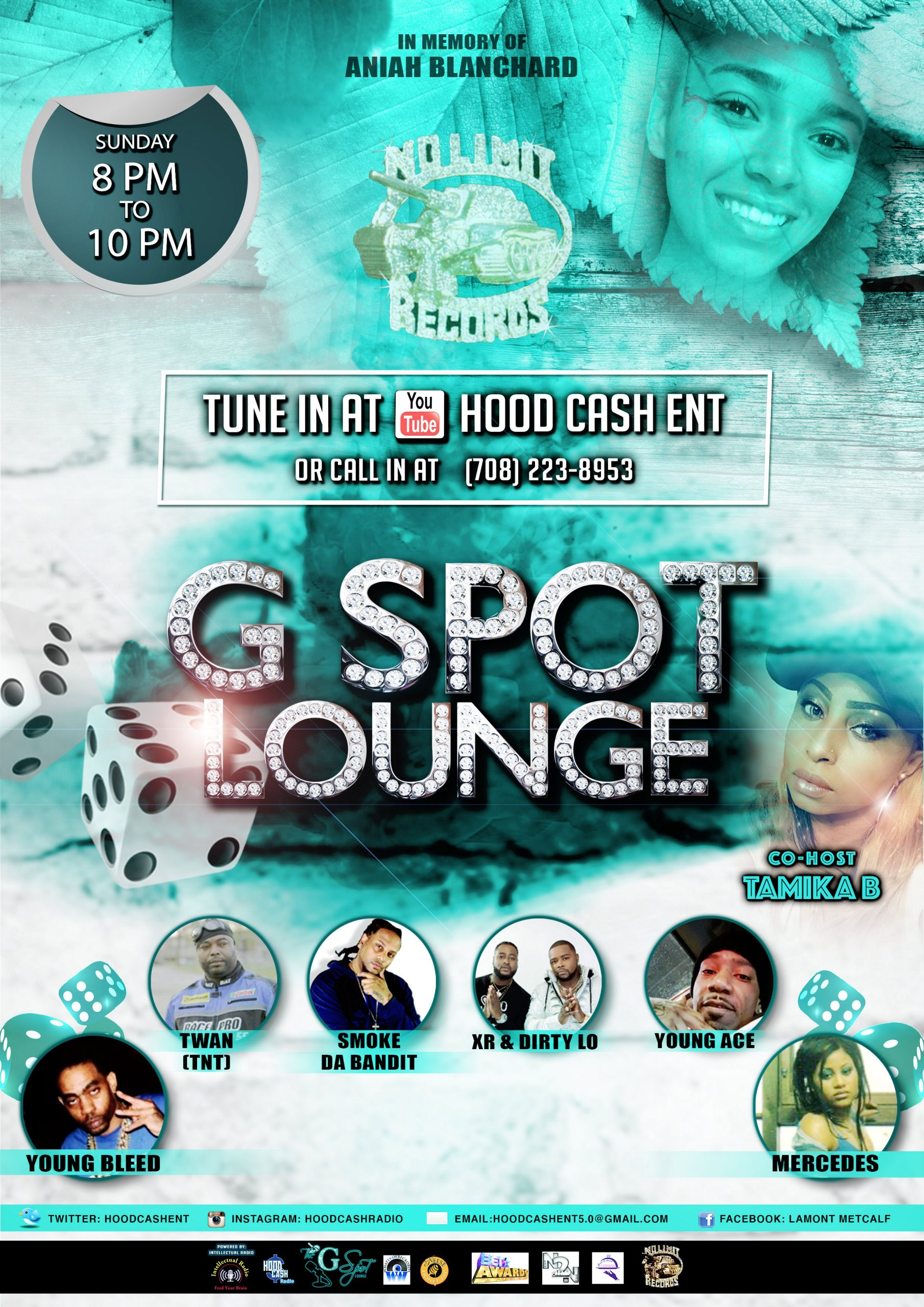 The G Spot Lounge Radio Show Episode 48