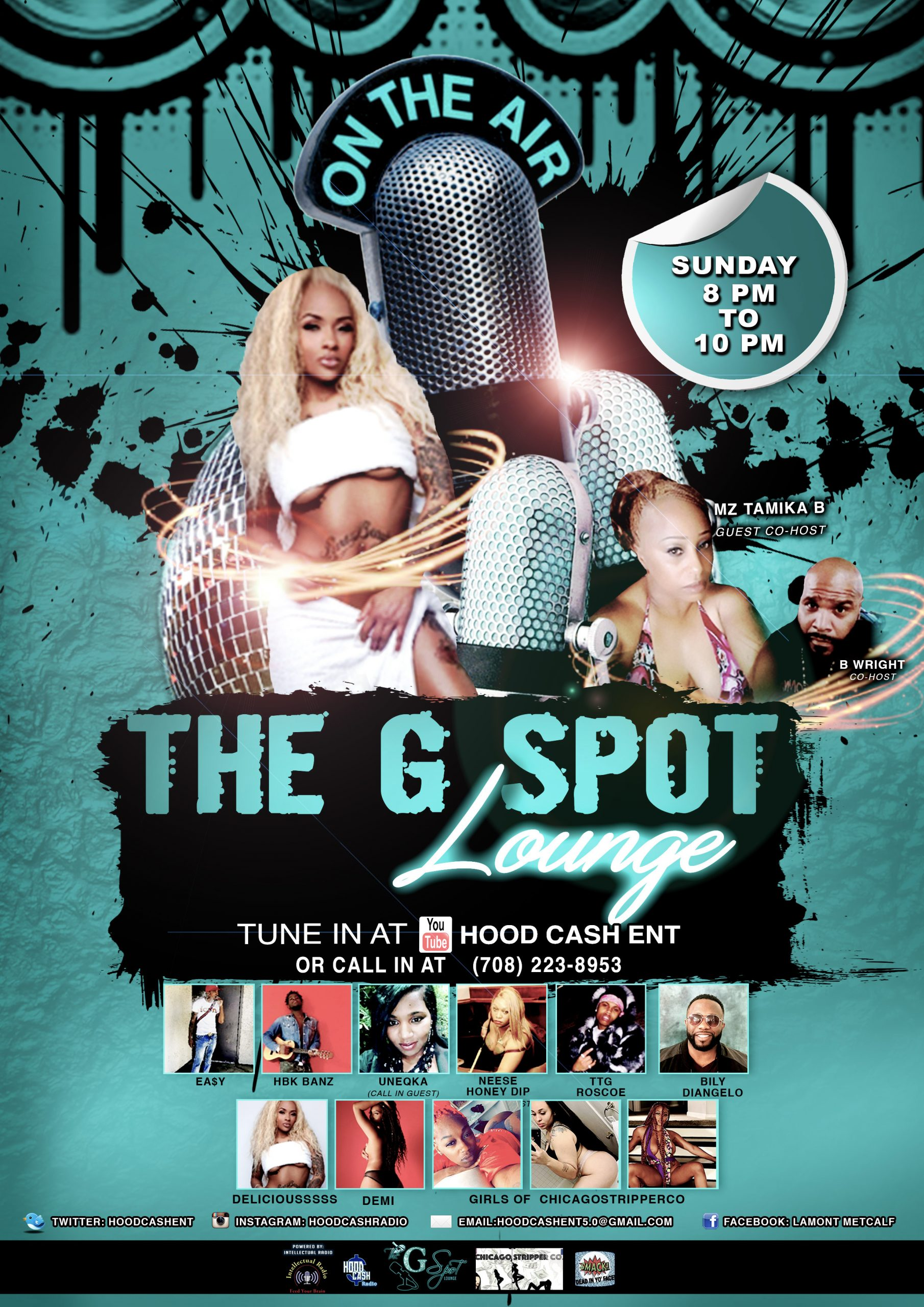 The G Spot Lounge Radio Show Episode 42