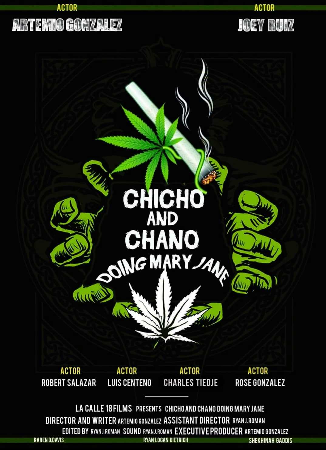 Chicho And Chano: Doing Mary Jane